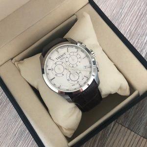 Men's Tissot T035617A Silver Quartz Watch